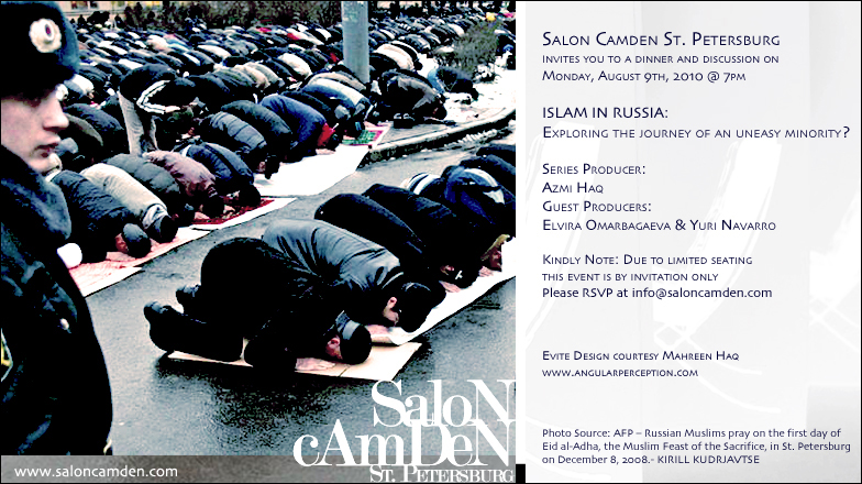 Islam in Russia:  Exploring the journey of an uneasy minority?