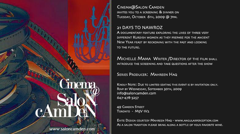 21 Days to Nawroz